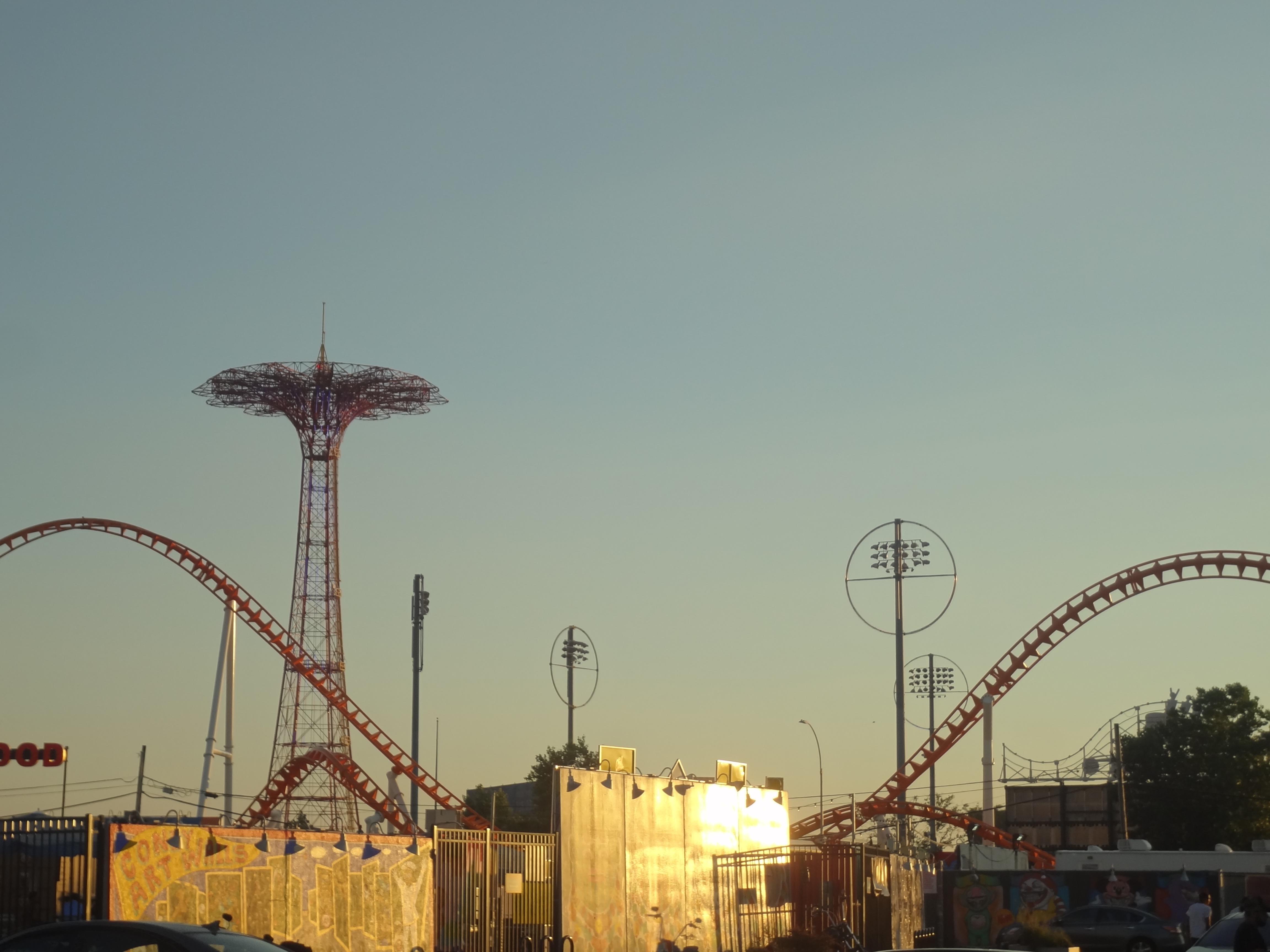 Luna Park @ Coney Island