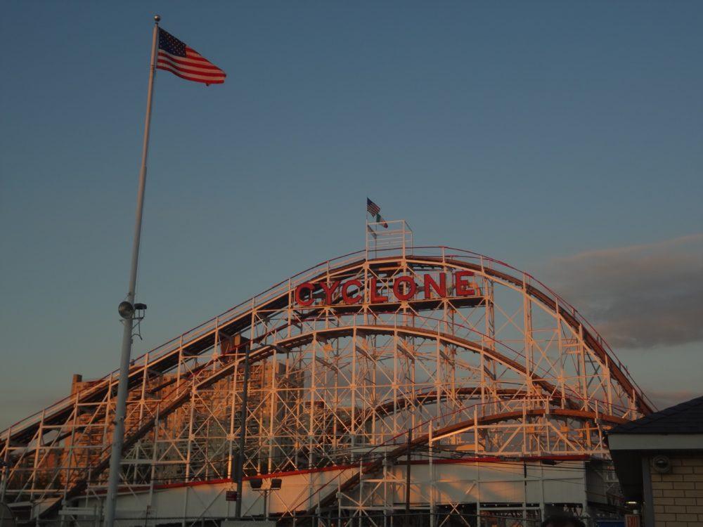Cyclone - Luna Park - Coney Island