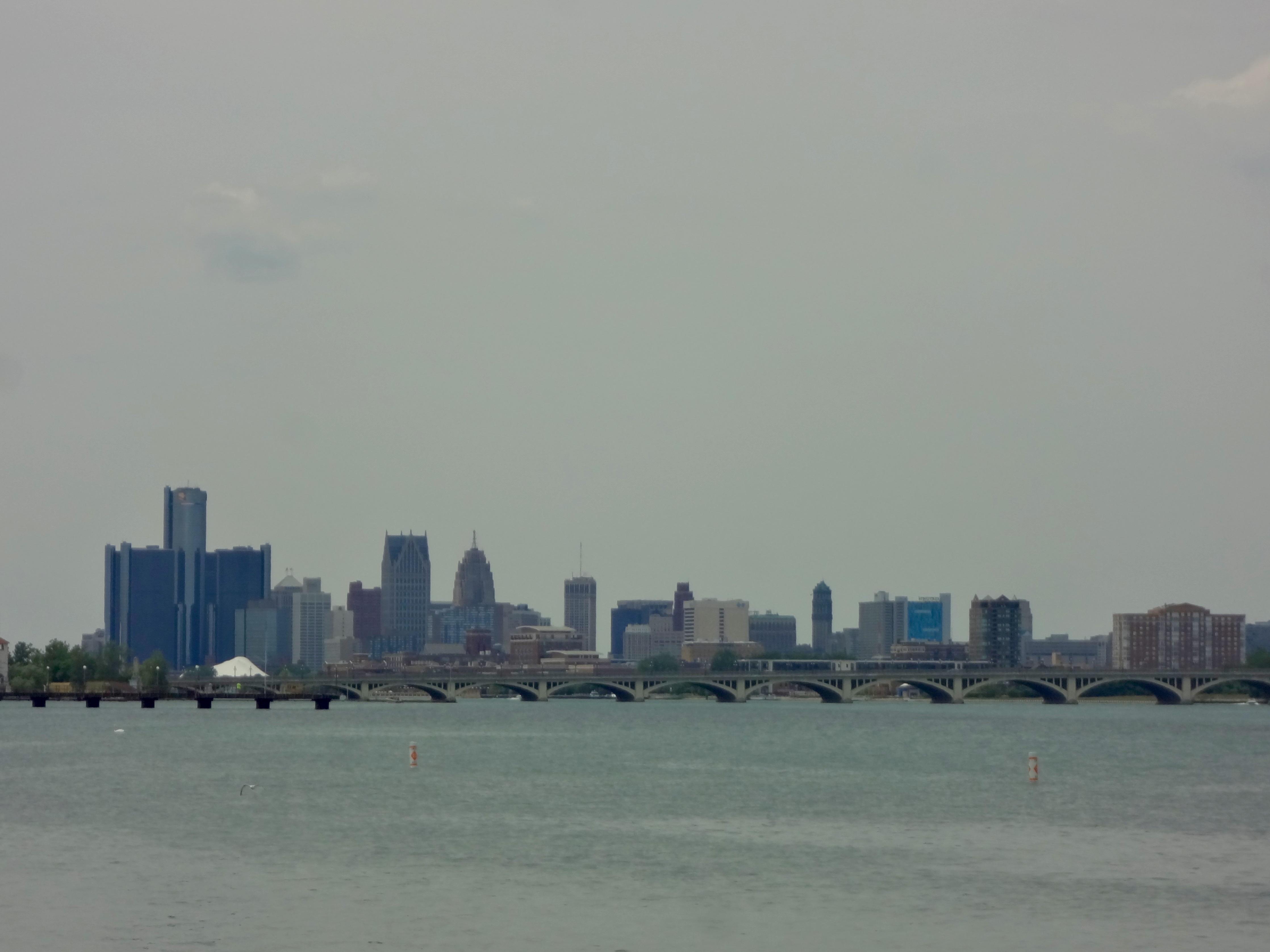 Detroit beach