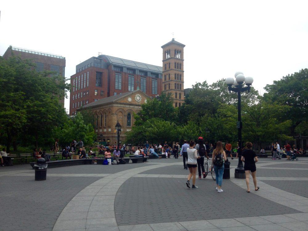 Square NYU