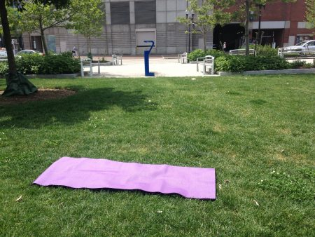 Yoga in Boston