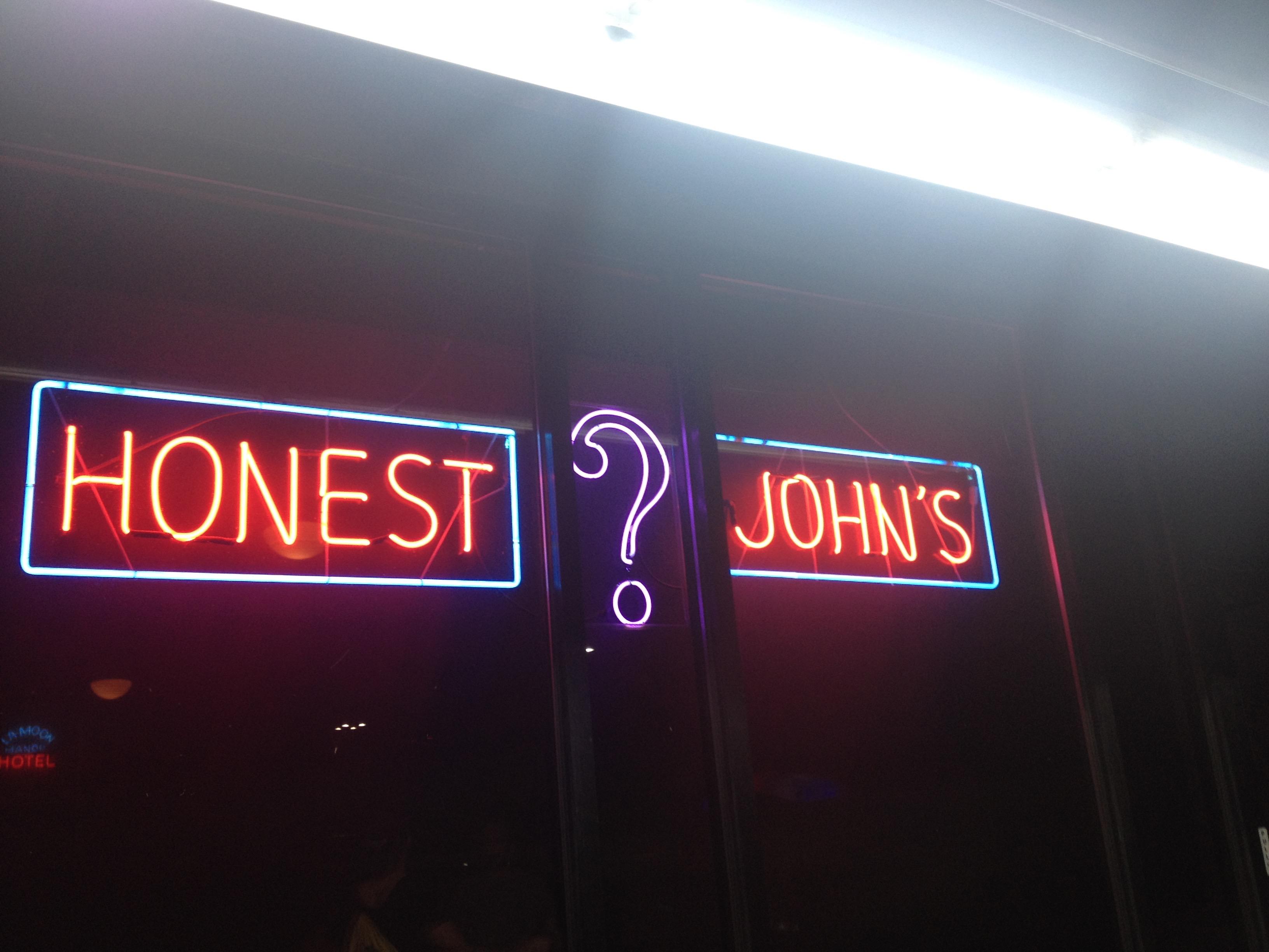 Honest John's @ Detroit