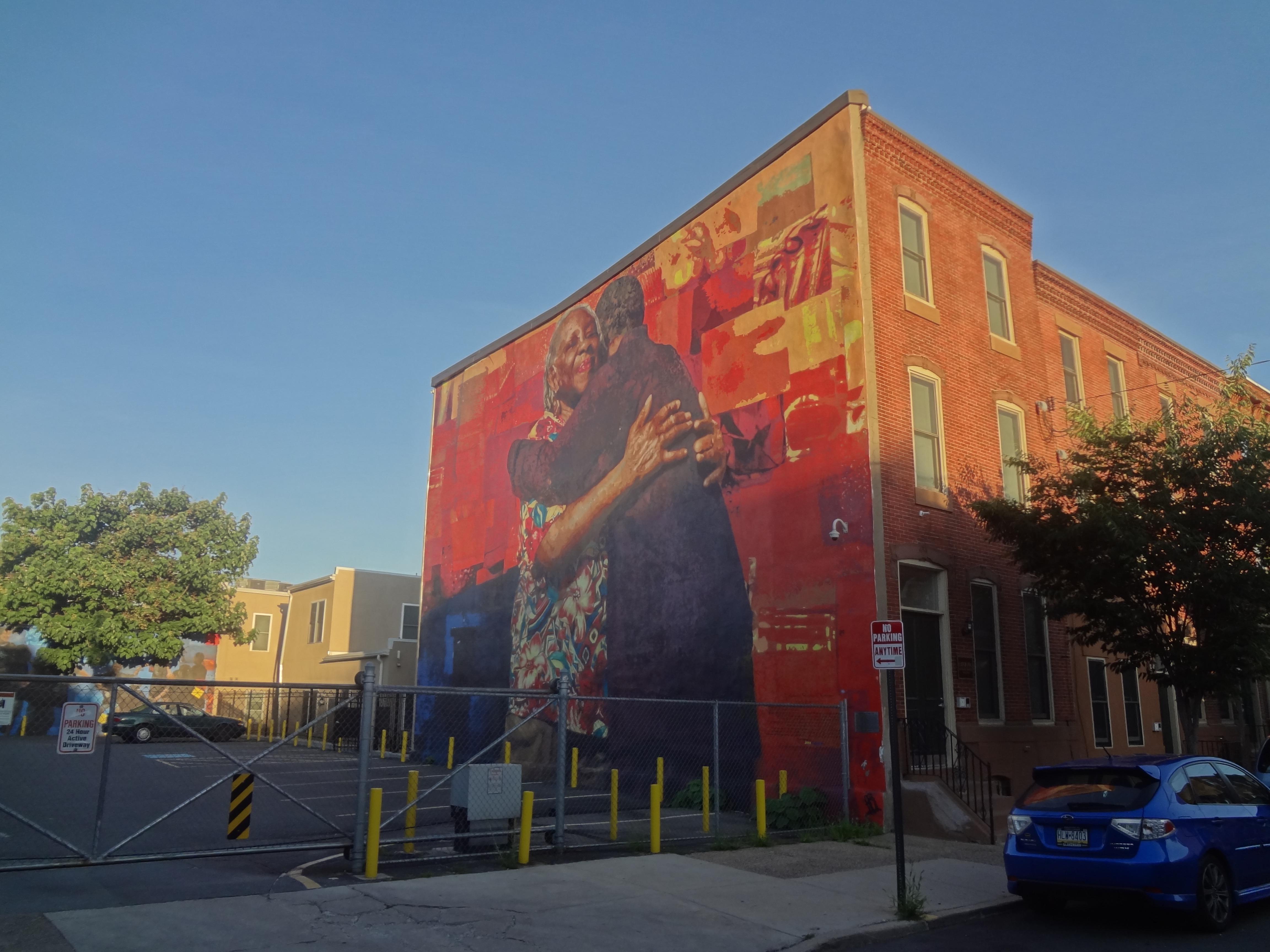 Street Art @ Philadelphie