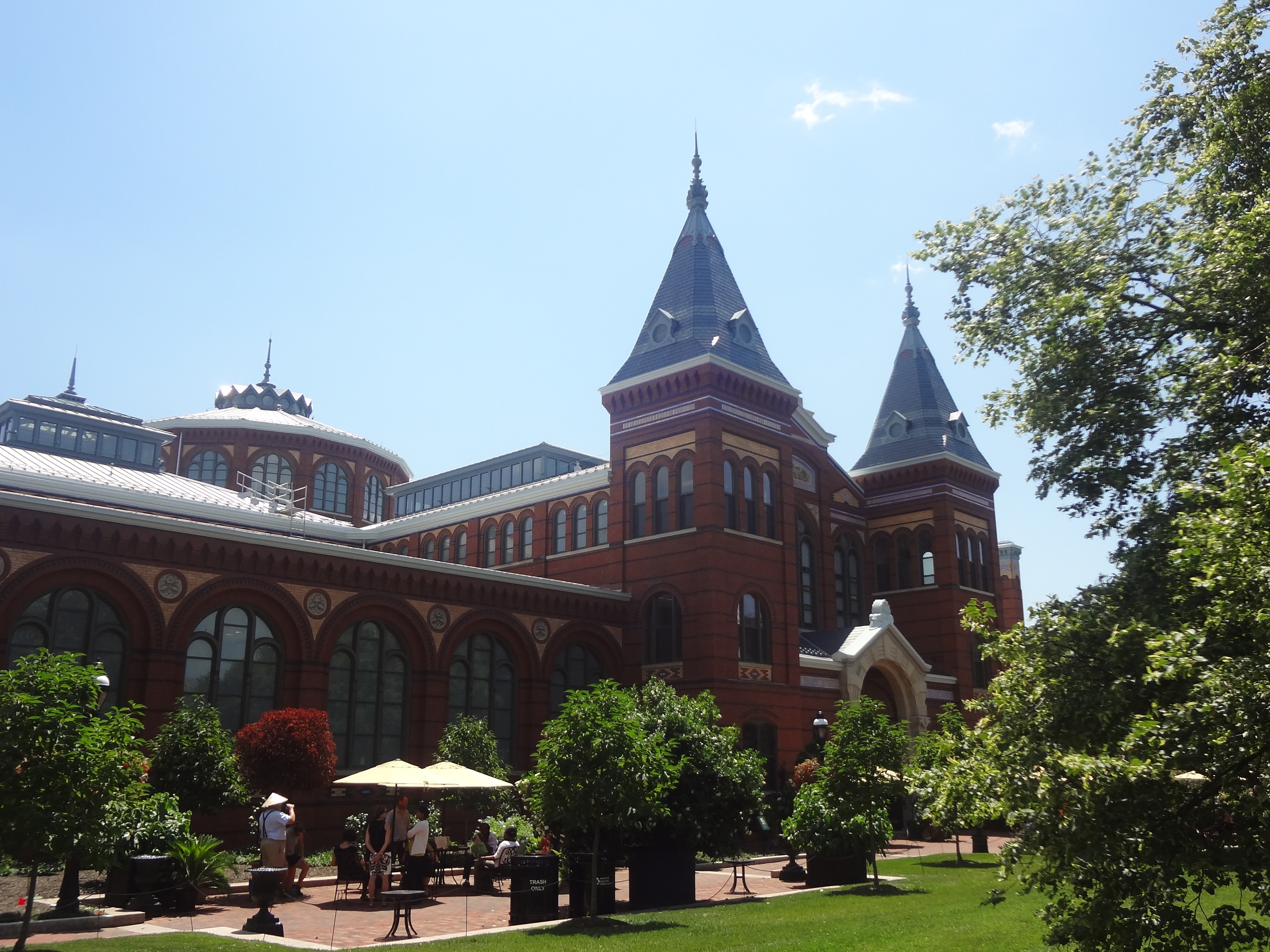 Smithsonian Visitor Center