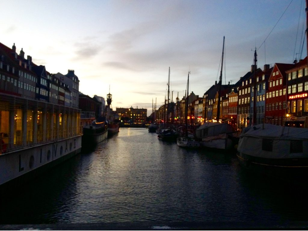 Copenhagen in January
