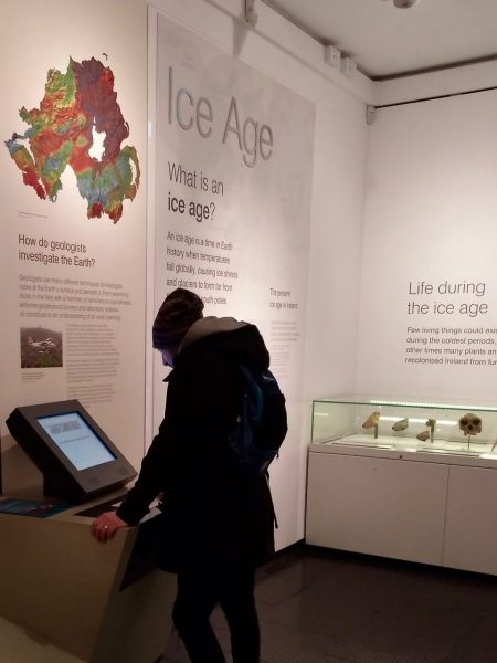 An interactive museum