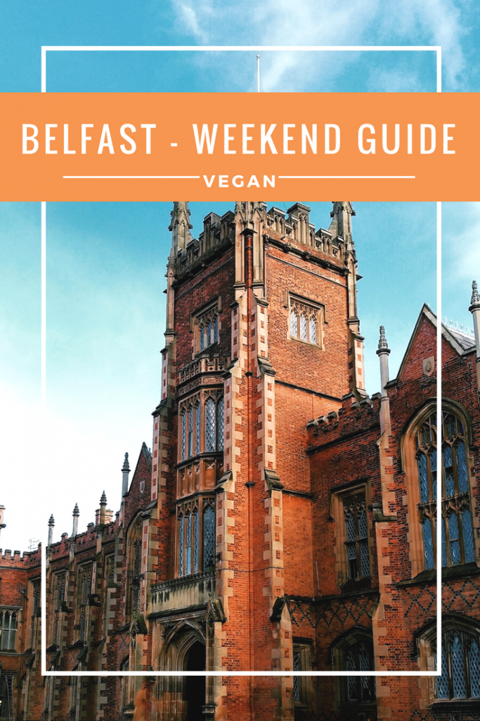belfast vegan weekend guide