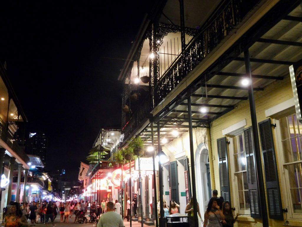 La Bourbon Street
