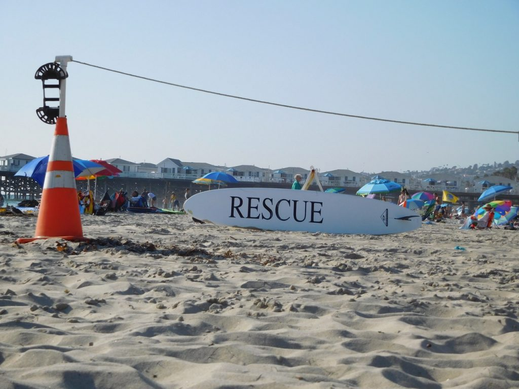 Pacific Beach Rescue
