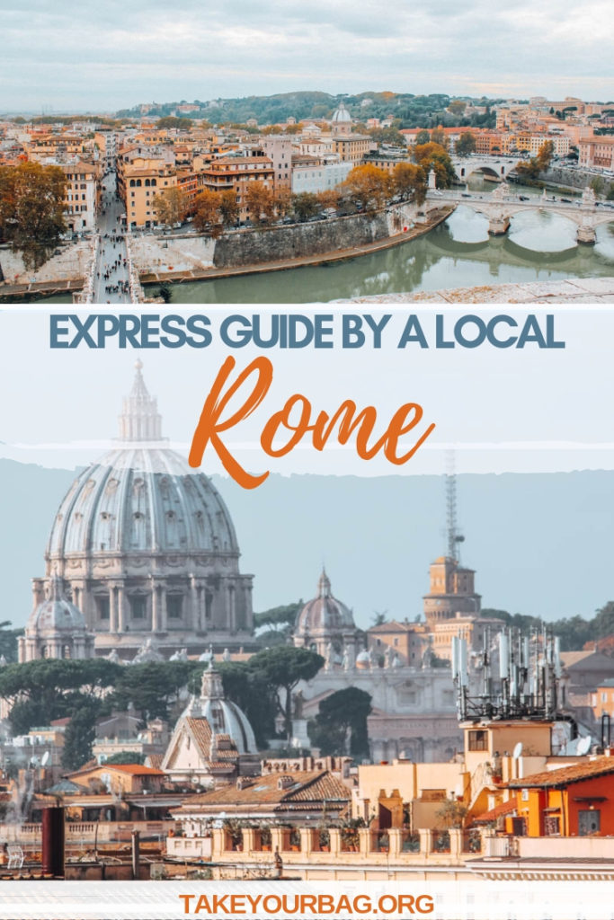 Local guide of Rome | Roma visit | Must-see in Rome | Places to see in Rome | Local tips on Rome