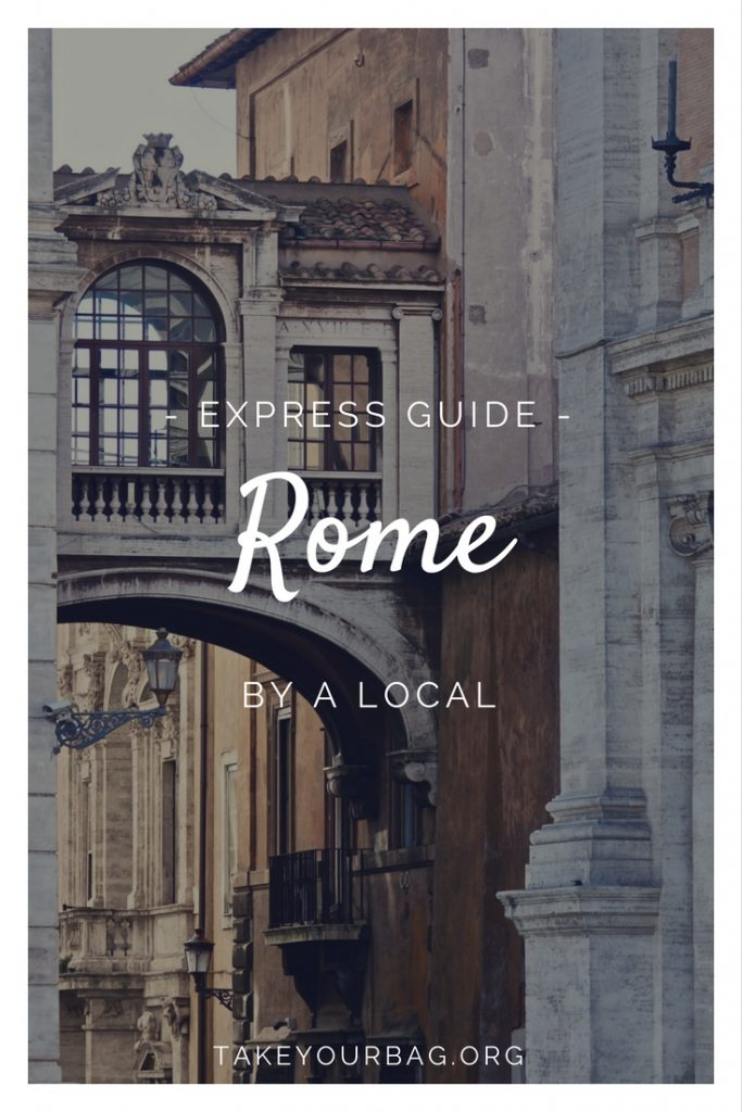 pinterest rome express guide