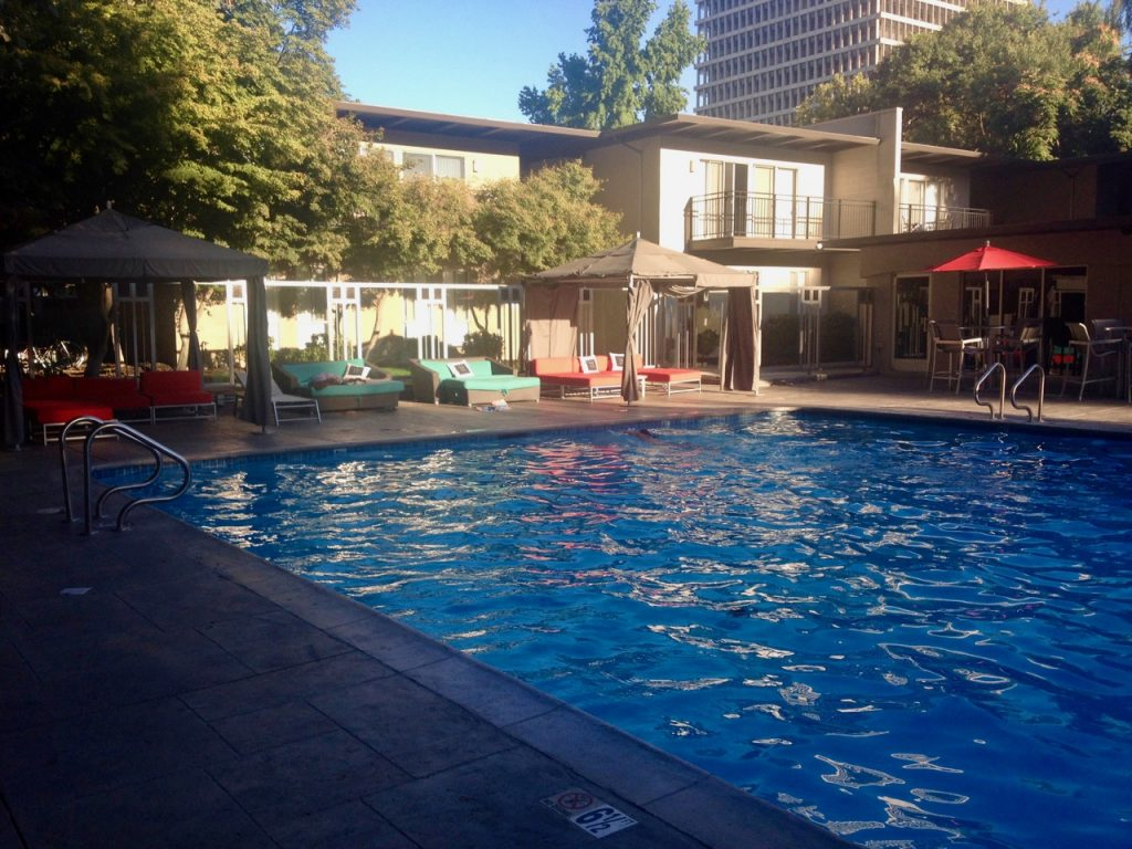 swimming in Sacramento