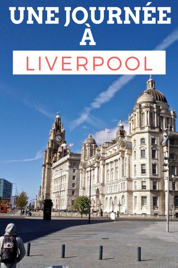 Une journée à Liverpool, Angleterre | Quoi faire à Liverpool | Visiter le Cavern Club de Liverpool | Où manger vegan à Liverpool | Où dormir pour pas cher à Liverpool