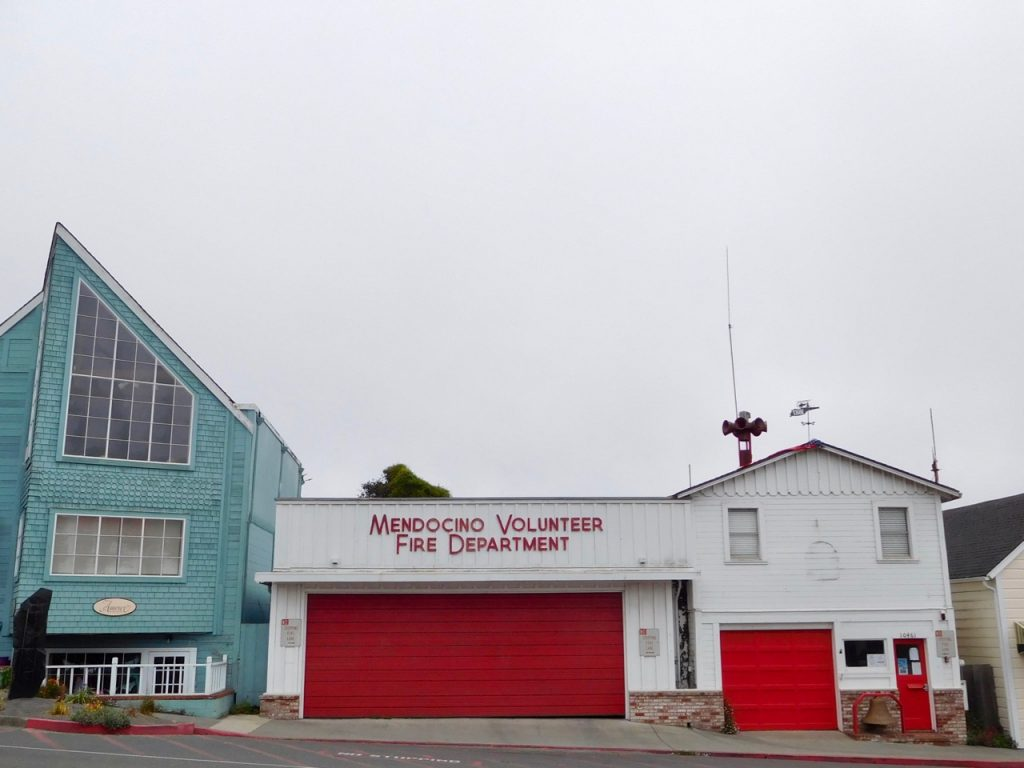 Mendocino Fire Department
