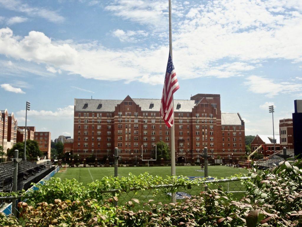 L'université de Georgetown (A)