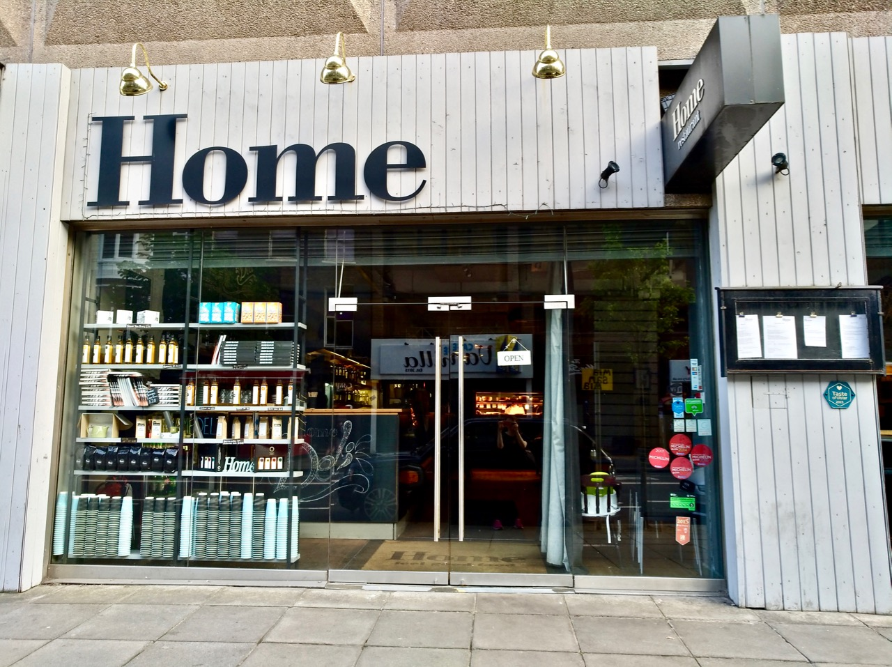 Home: Un restaurant vegan-friendly à Belfast