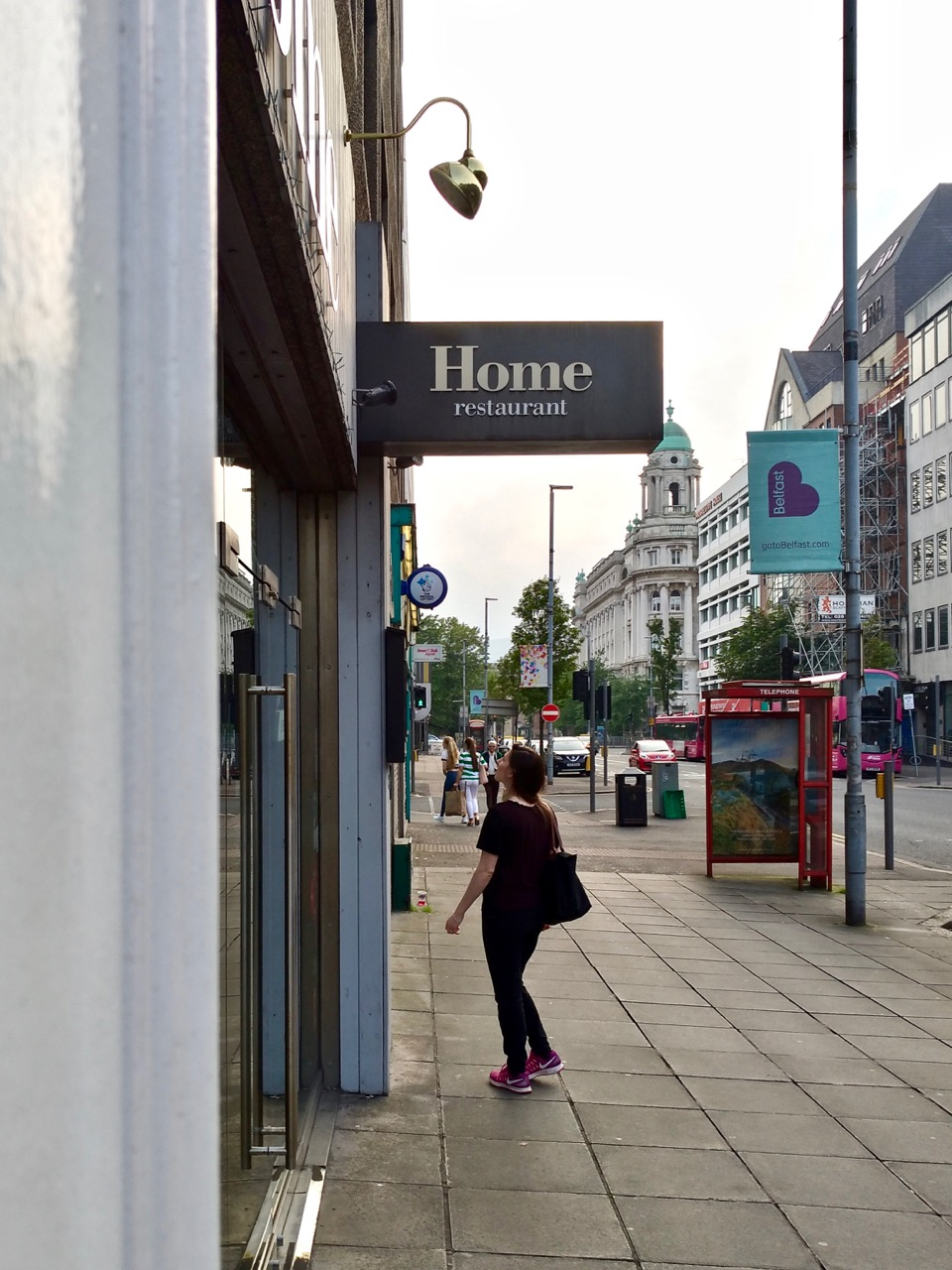 Home: Un restaurant vegan-friendly à Belfast (1)