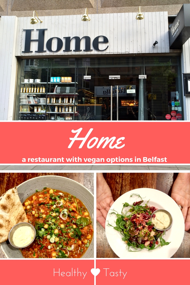 Home: a restaurant with vegan options in Belfast | Where to have a vegan diner in Belfast | Home restaurant Belfast | Eat vegan in Belfast