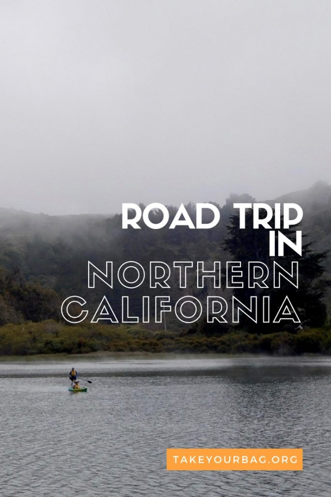 Road trip in Northern California | From Sacramento to Mendocino | Yosemite National Park | Napa Valley | Highway 1