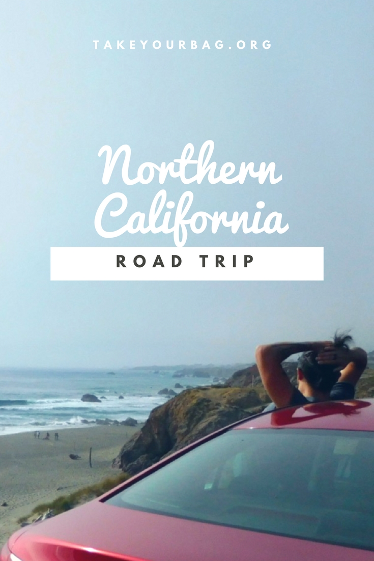 Road trip in Northern California | From Sacramento to Mendocino | Yosemite National Park | Napa Valley | Highway 1 | Surfers on the way | Misty roads | Beautiful beaches