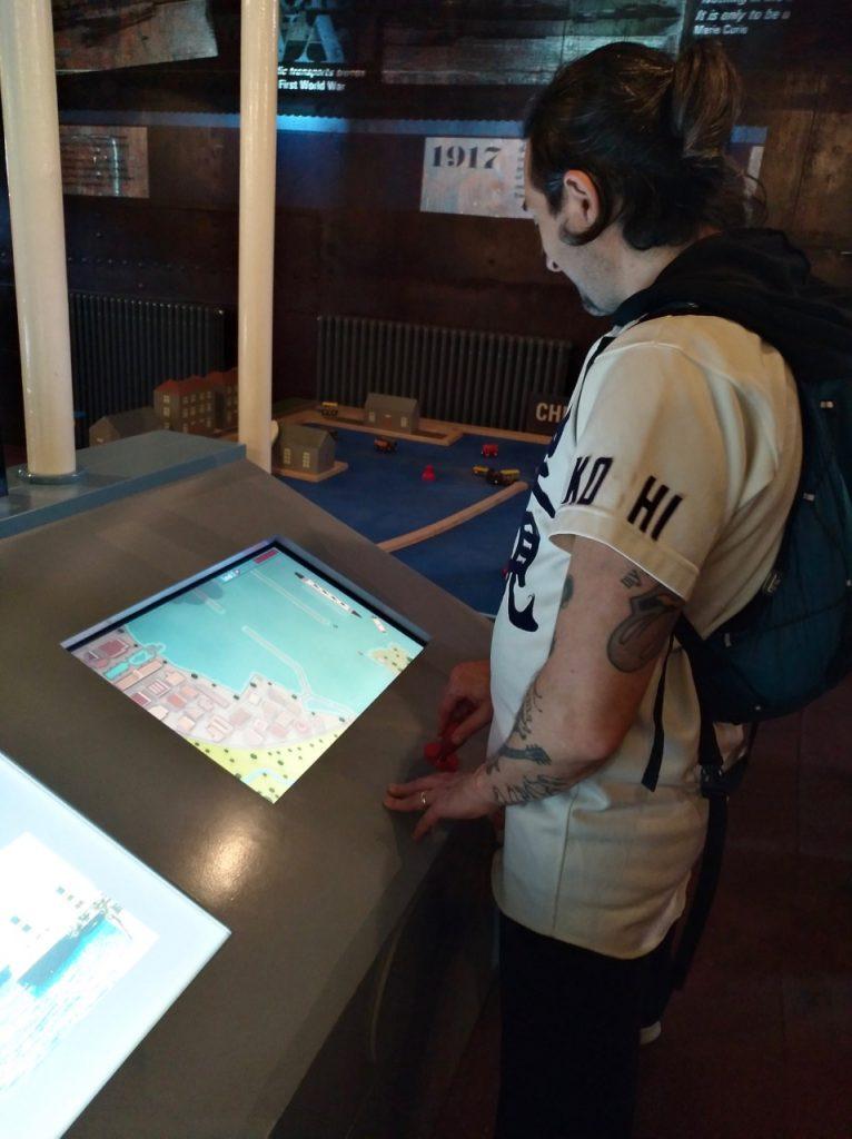 SS Nomadic - Visiting Titanic Museum in Belfast (5)