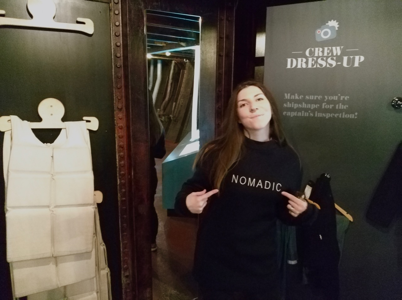 SS Nomadic - Visiting the Titanic Museum in Belfast (7)
