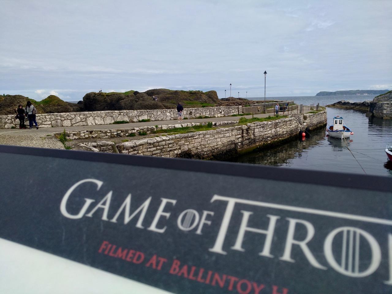 Lieux de tournage de Game of Thrones en Irlande du Nord (0)
