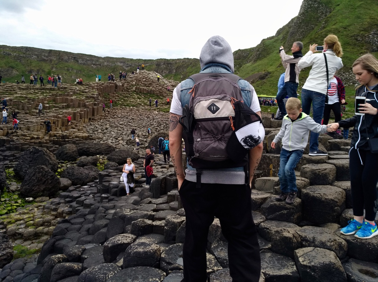 Giant's Causeway Northern Ireland (9)