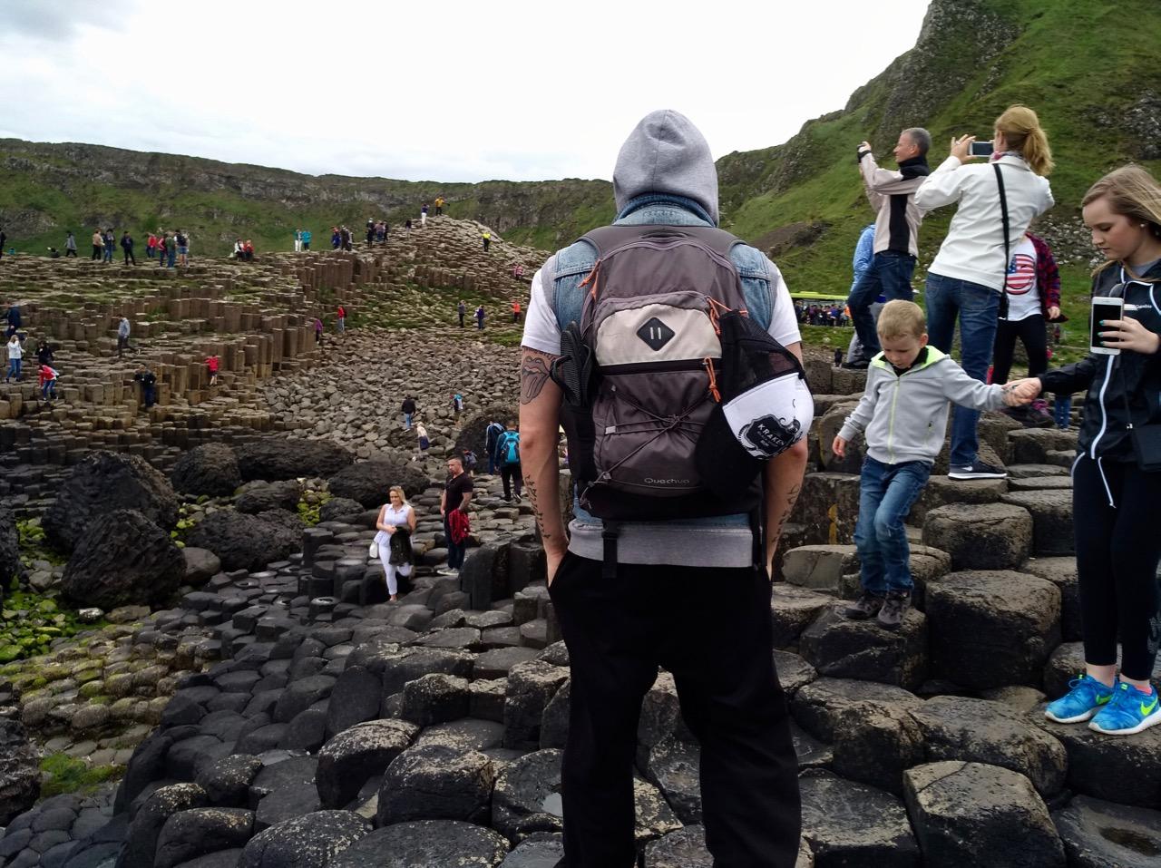 Giant's Causeway Irlande du Nord (9)