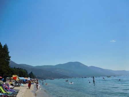 Day trips from Oakland - Lake Tahoe