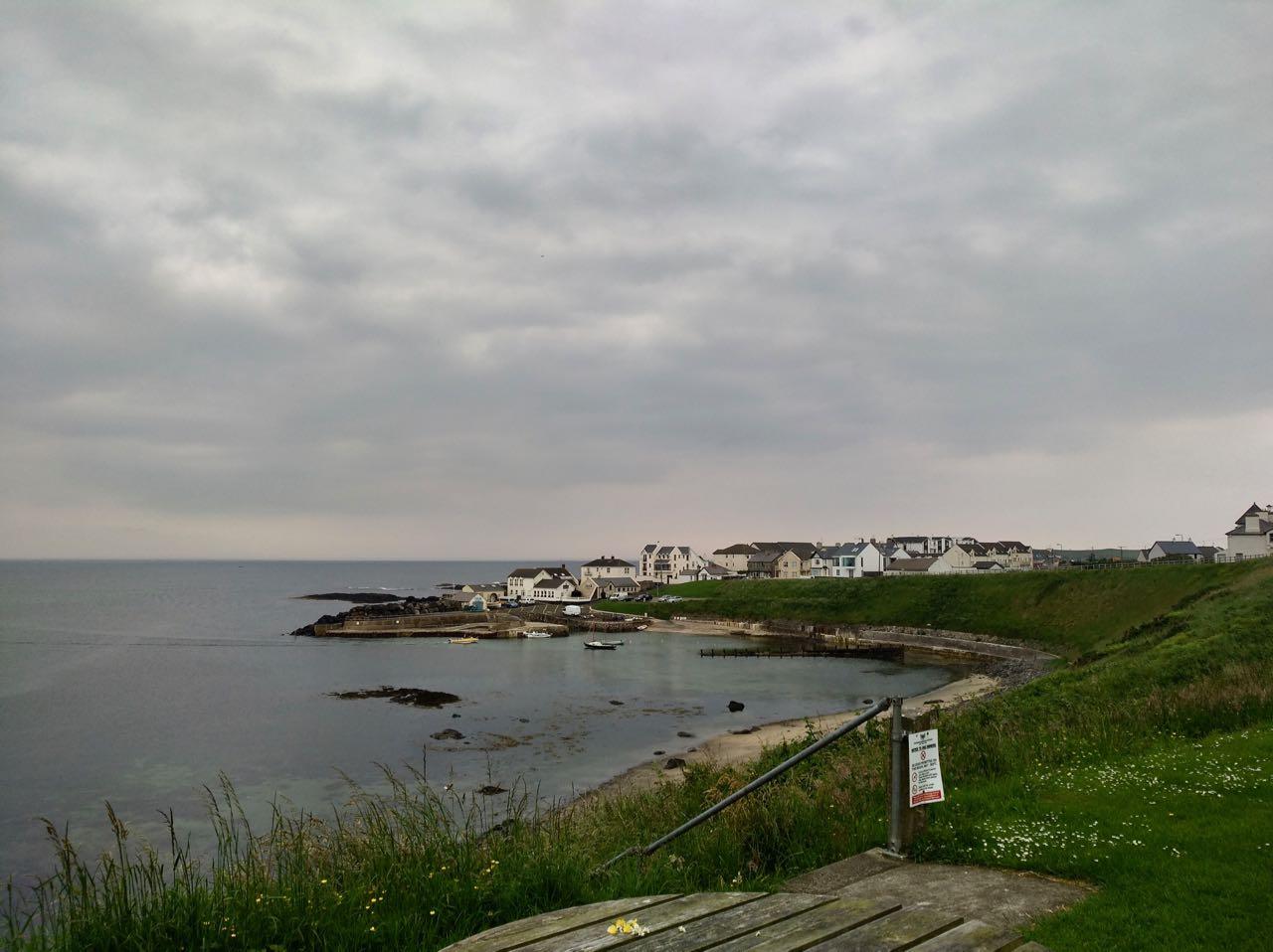 Une journée à la mer en Irlande du Nord (4)