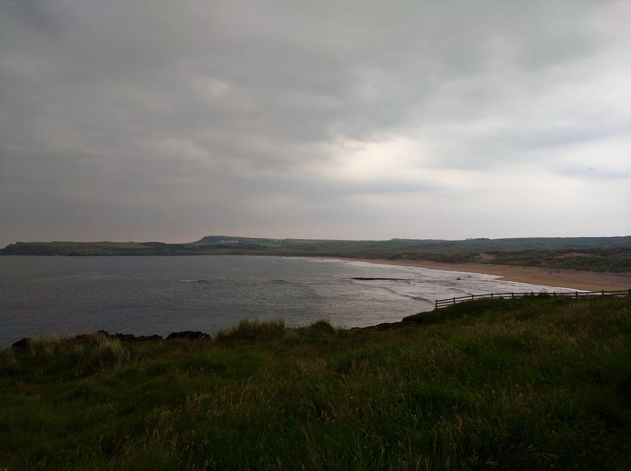 Une journée à la mer en Irlande du Nord (7)
