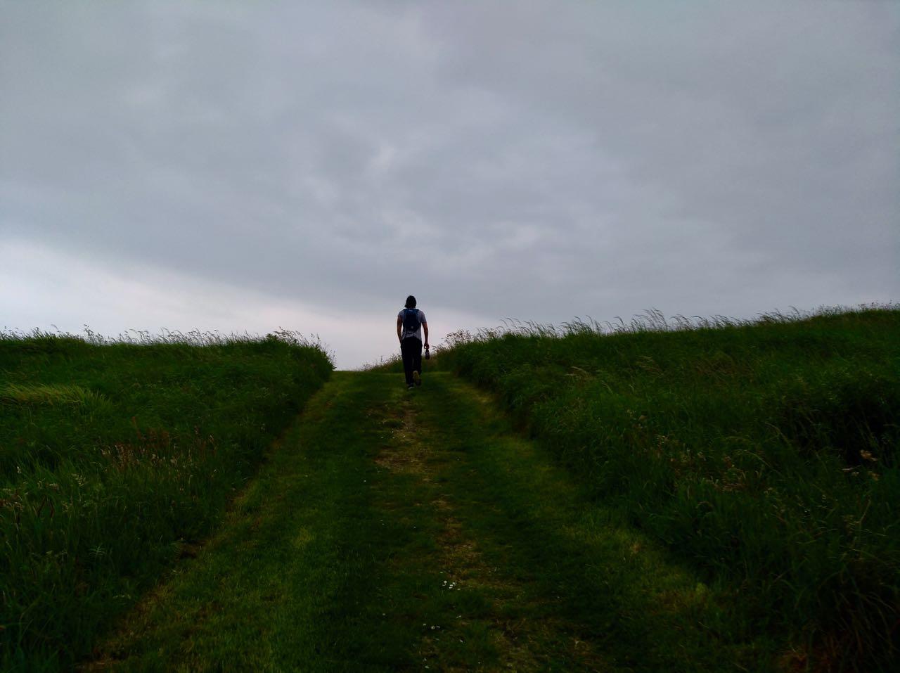 Une journée à la mer en Irlande du Nord (9)