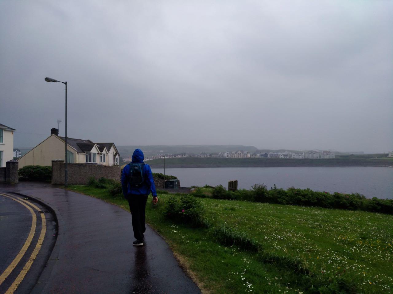Une journée à la mer en Irlande du Nord (16)