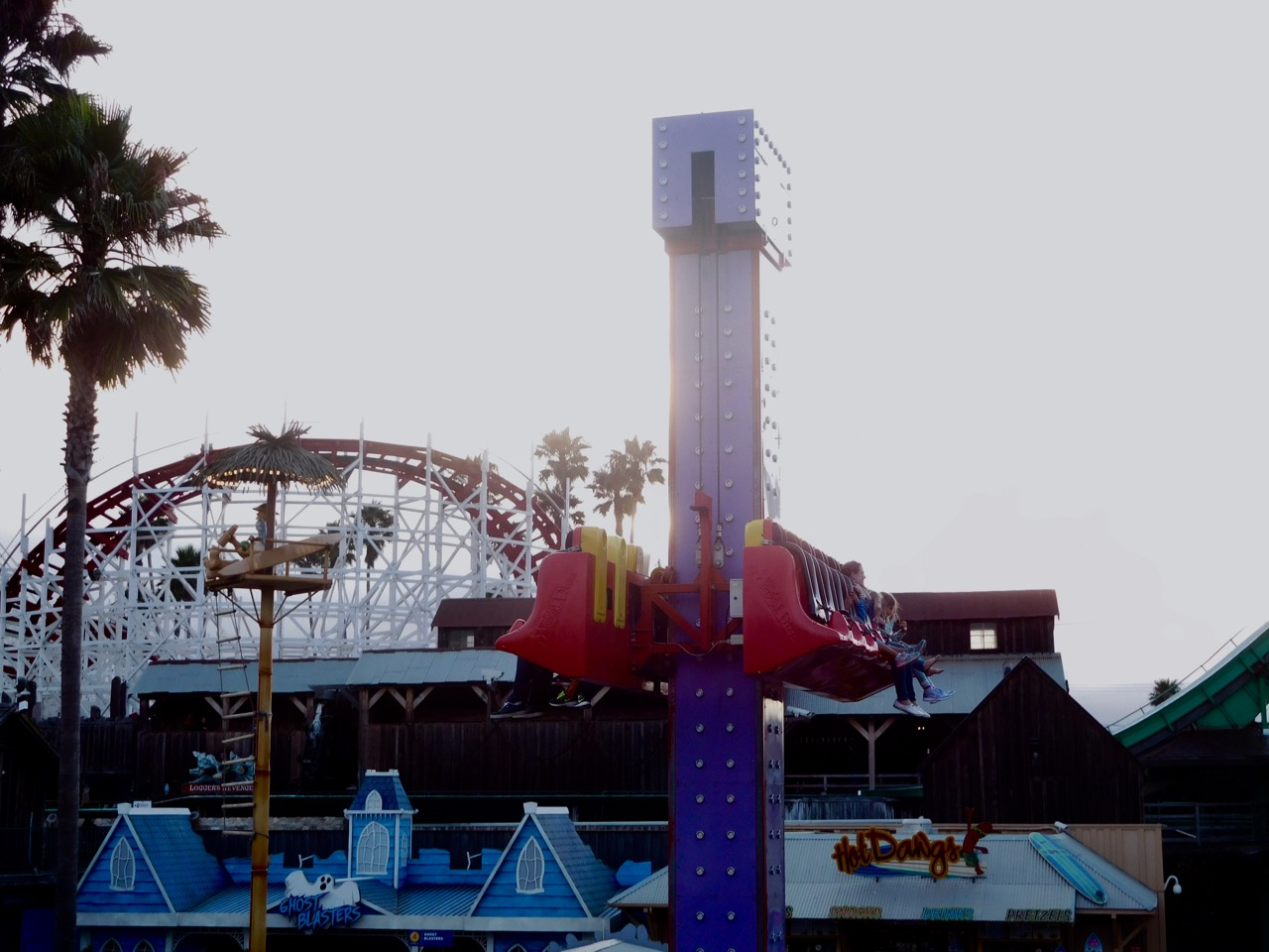 A few days in Santa Cruz - Boardwalk Amusement Park [02]