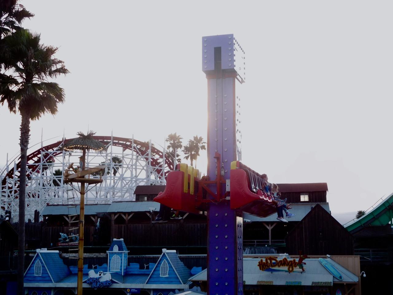 Quelques jours à Santa Cruz - Parc d'attraction au bord de la plage [02]