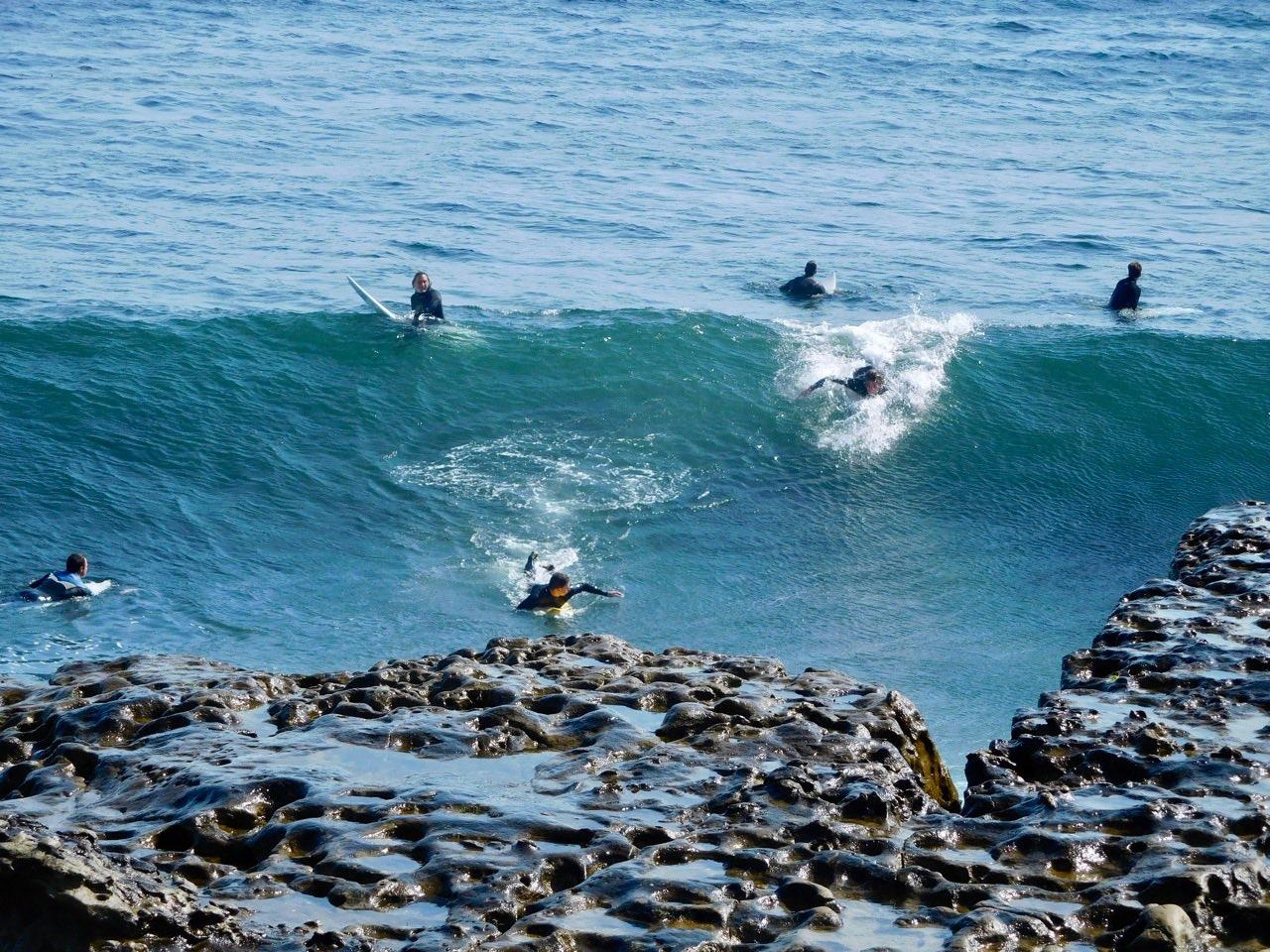 Quelques jours à Santa Cruz - Le musée du surf et des surfeurs (01)