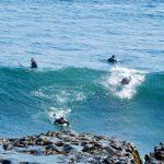 Quelques jours à Santa Cruz : Parc d'attractions, surf et université