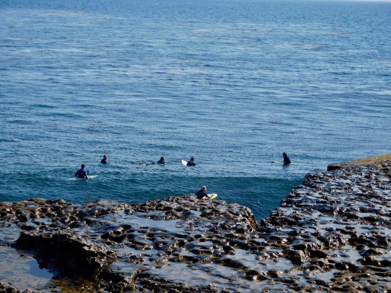 Quelques jours à Santa Cruz - Le musée du surf et des surfeurs (03)