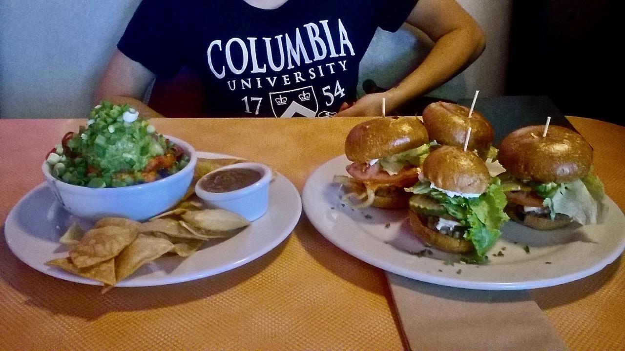 A few days in Santa Cruz - Eat vegan at Saturn Cafe (2)