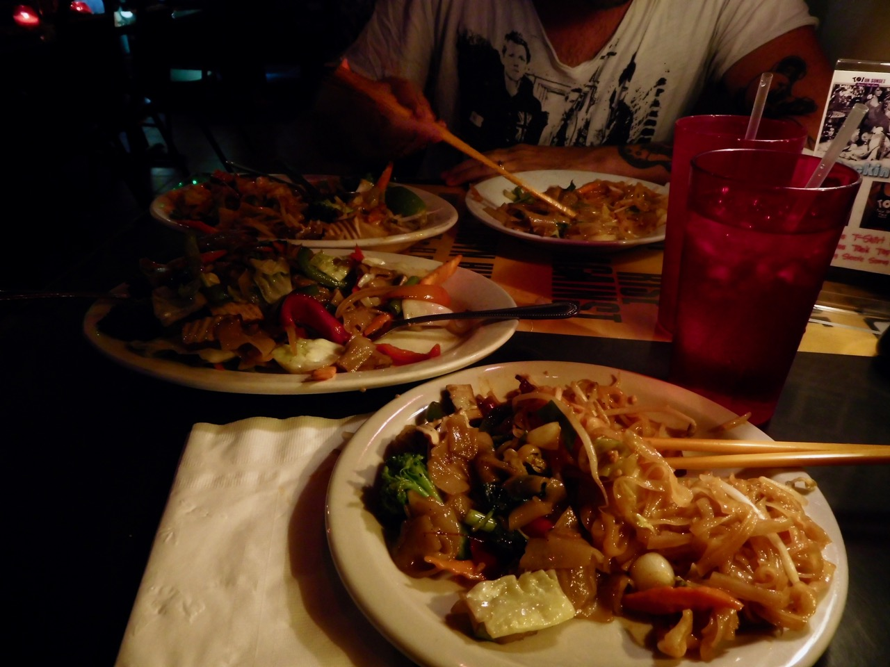 3 Days in L.A. - Toi Thai Food Restaurant (4)