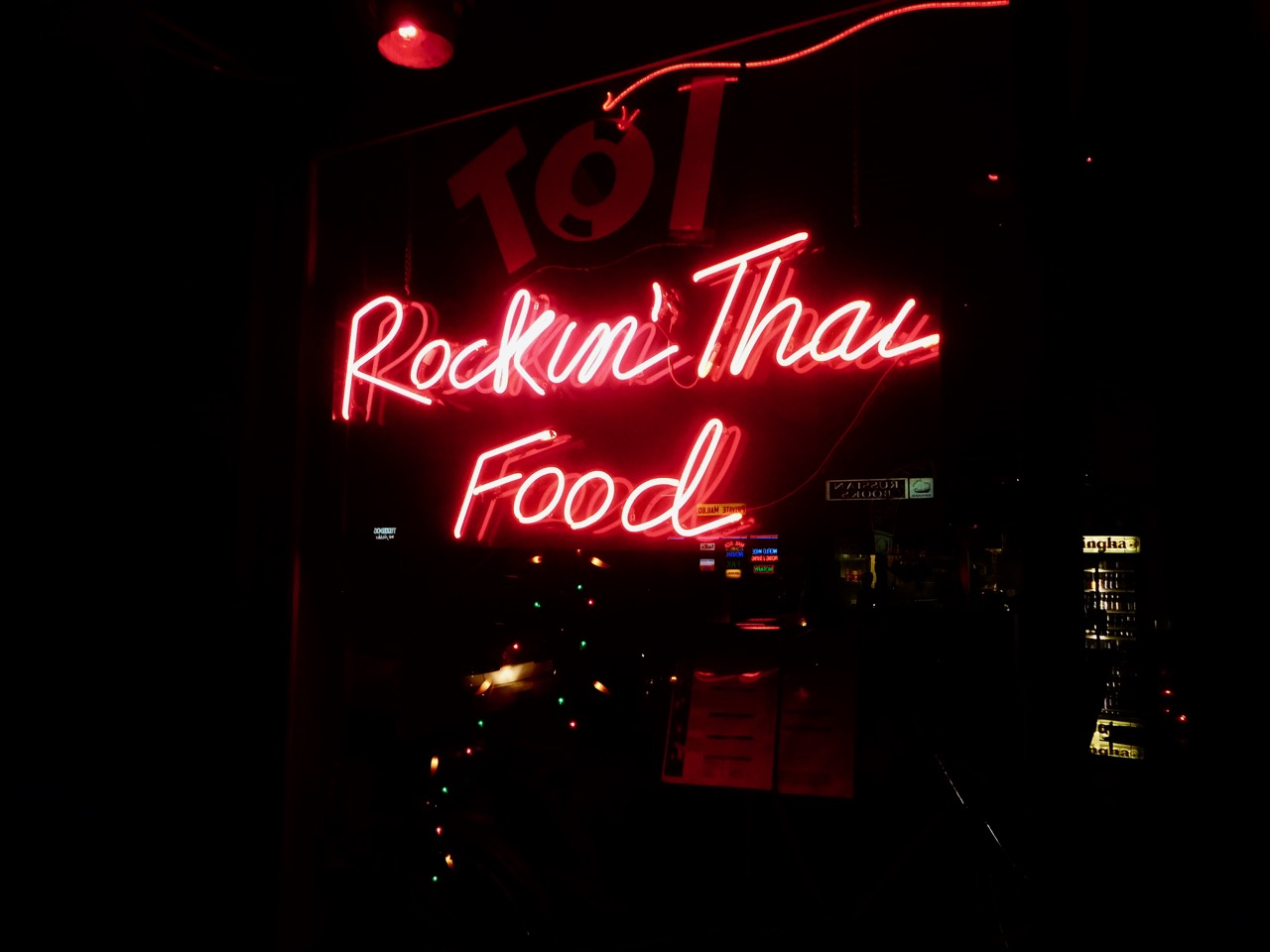 3 Days in L.A. - Toi Thai Food Restaurant (1)
