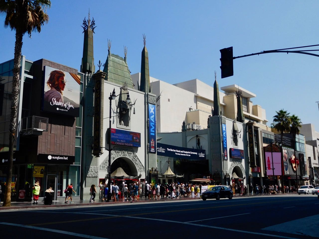 3 Days in Hollywood - Hollywood Boulevard (1)
