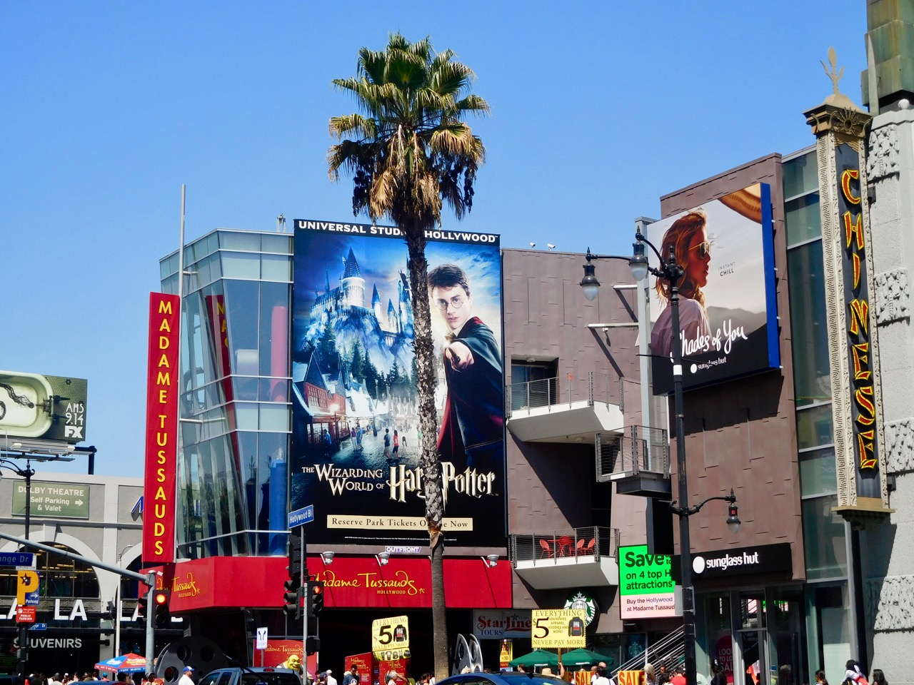 3 jours à Hollywood - Hollywood Boulevard (5)