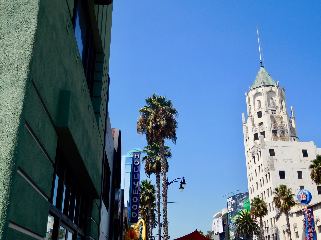 3 Days in Hollywood - Hollywood Boulevard (3)