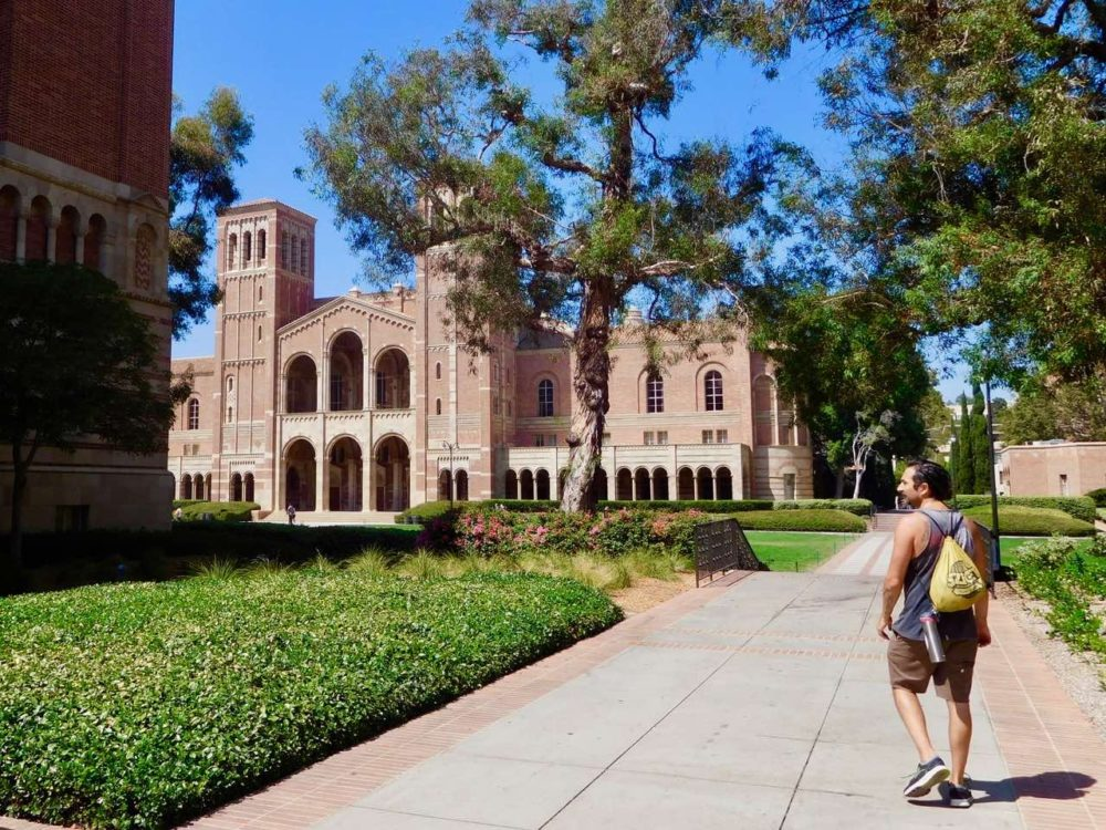 3 jours à Los Angeles - UCLA Campus (2)