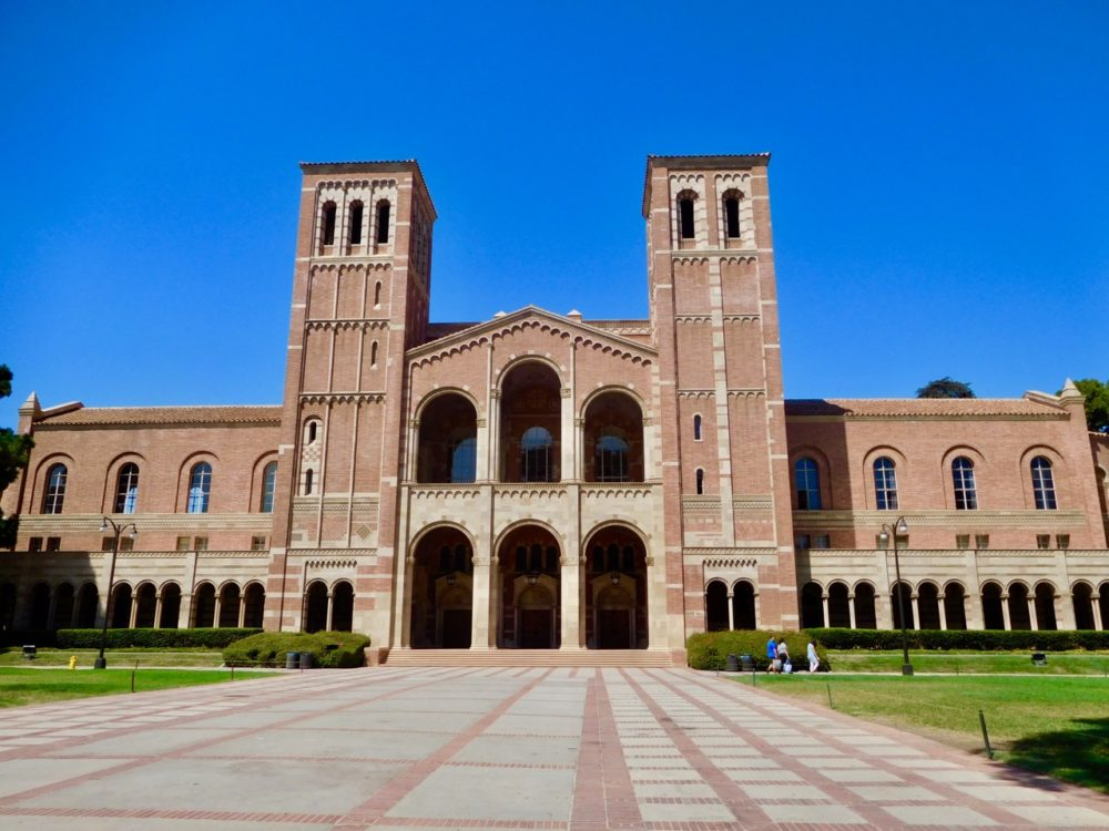 3 jours à Los Angeles - Campus de UCLA (6)
