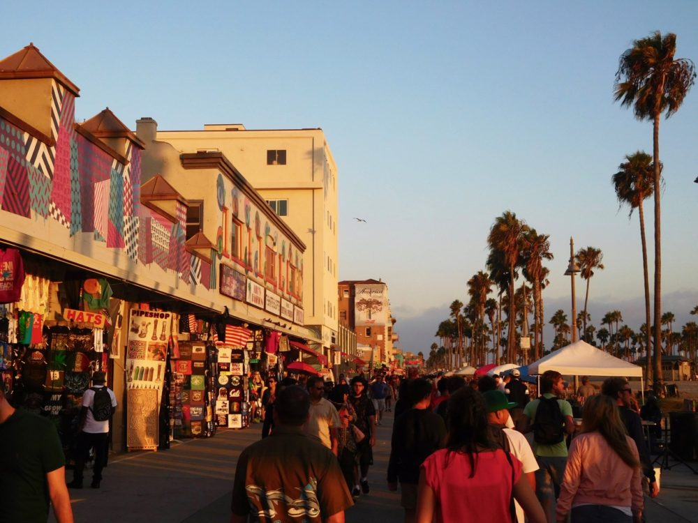3 jours à Los Angeles - Venice Beach (6)