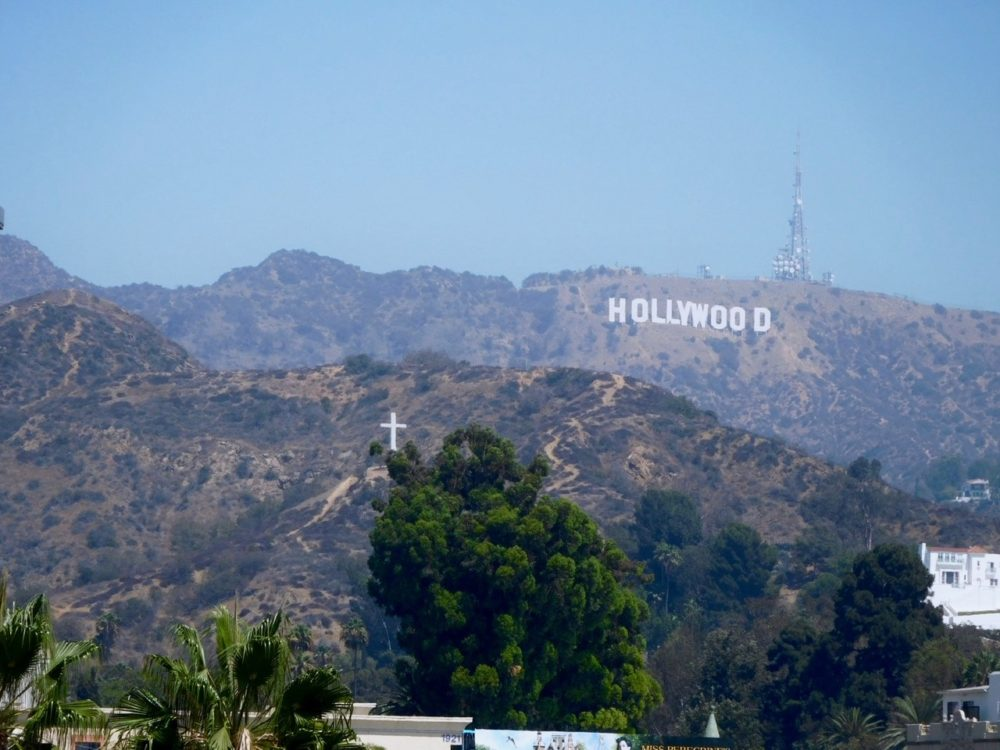 3 jours à Los Angeles - Les collines d'Hollywood (1)