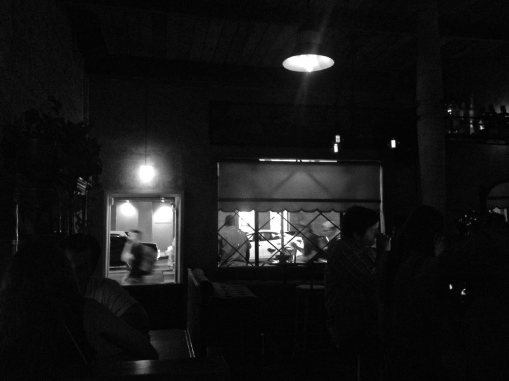 3 jours à Los Angeles - Le bar légendaire PowerHouse (1)